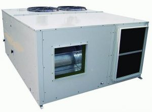Air-to-Air-Heat-Pump-Rooftop-Packaged-Unit-