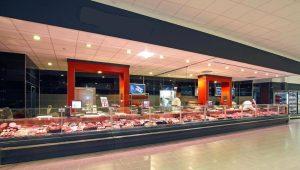kolumba koeltoonbank vlees