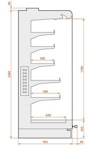aalska-wandkoelmeubel-model-octans-05-225-cm-doorsnede