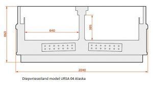 diepvrieseiland-model-ursa-04-alaska-doorsnede