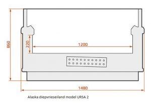 diepvrieseiland-model-ursa-2-doorsnede