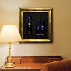 wijnkoelschilderij