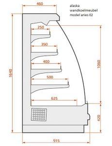 alaska-wandkoelmeubel-model-aries-02-doorsnede